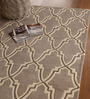 Nagele Area Rug 120 x 96 Inch in Grey by Amberville