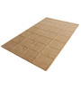 Nagell Area Rug 91 x 63 Inch in Beige by Amberville