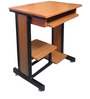 Nana Teak Computer Table in Brown Colour by Richwood