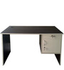 Nano NPF Table 4 x 2 with 1 Drawer - 1 Shutter by Pine Crest