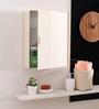 Navrang Ivory Acrylic Medium Utility Cabinet