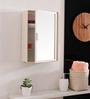 Navrang Ivory Acrylic Mini Cabinet