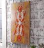 NB Home Interior  Multicolour MDF & Mango Wood Wall Painting