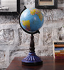 NB Home Interior  Multicolour MDF Globe with Stand