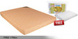 Free Offer - New Ortho 5 Inch Thick Single-Size Bonded Foam Mattress by Kurl-On