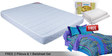 Free Offer - New Spinekare 5 Inch Thick King-Size Mattress by Kurl-On