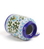 Neerja Blue & White Ceramic Pottery Jar