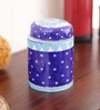 Neerja Blue Ceramic Pottery Jar