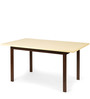 Neo Seoul Six Seater Dining Table in Ivory Finish by @Home