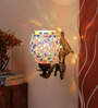 New Era Antique Multicolor Wall Lamp