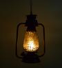Advara Lantern in Beige by Mudramark