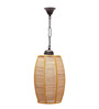 New Era Dholak Natural Pendant
