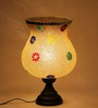Dvivakud Table Lamp in Multicolour by Mudramark