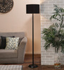 New Era Multicolour Glass Floor Lamp