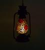 Advaram Lantern in Multicolour by Mudramark