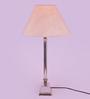 New Era Off White Cotton Stiffner Lamp Shade