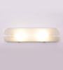 New Era Ribbed Pattern Single-shade 2-way Bathroom Light