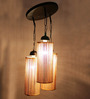New Era Stiffner Cylindrical Triple Natural Pendant