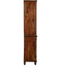 Leboeuf Crockery Cabinet in Provincial Teak Finish by Amberville