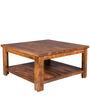 Newport Coffee Table in Warm Walnut Finish by Woodsworth
