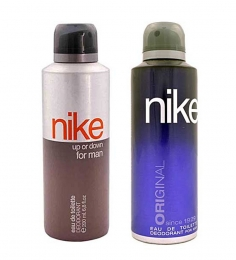 Nike up & down and Original deodorant for Women 200 ml