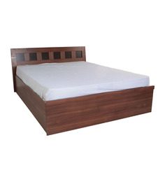 Reegan Queen Size Bed With Storage By Nilkamal