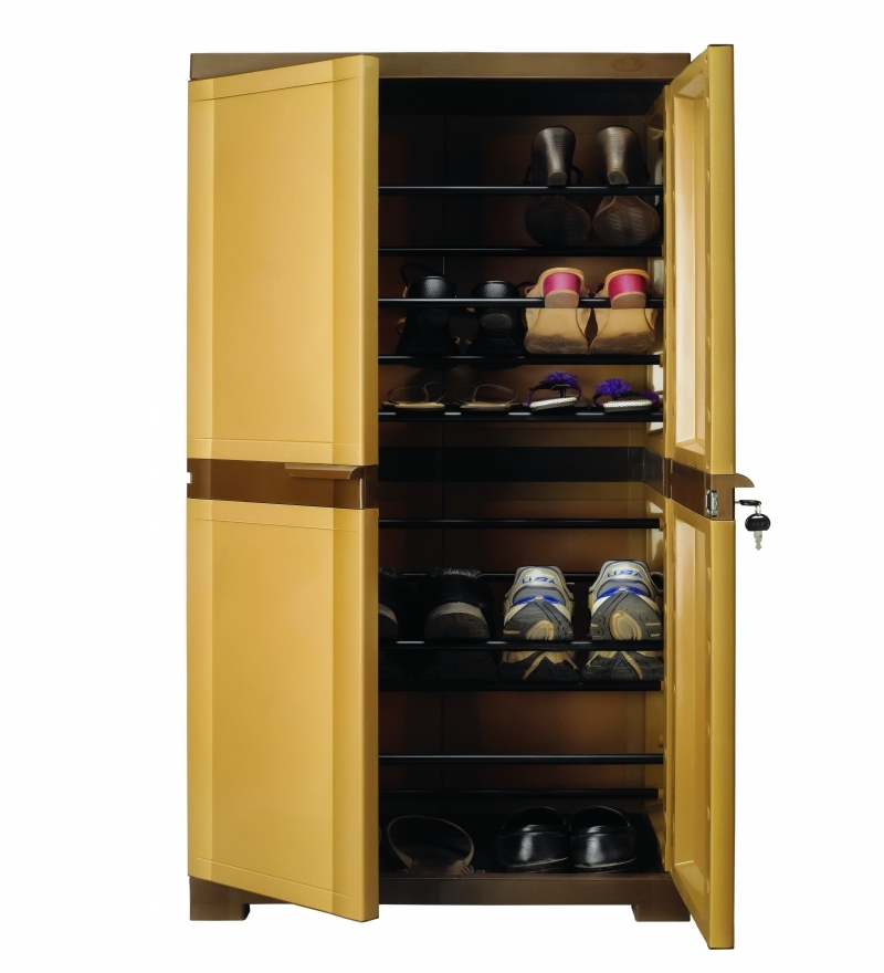 Plastic Shoe Cabinet Online