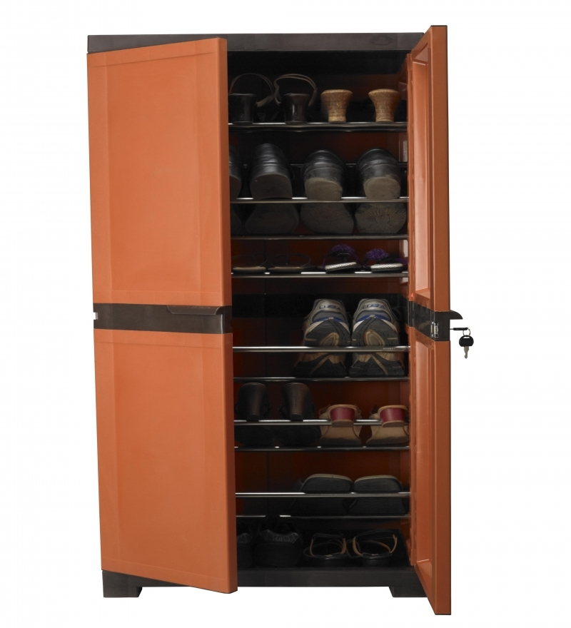 Plastic Shoe Cabinet Online India