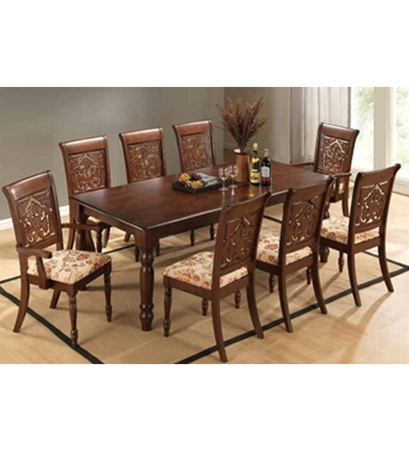 Nilkamal Edmund Six Seater Dining Set By Nilkamal Online Six Seater Furniture Pepperfry