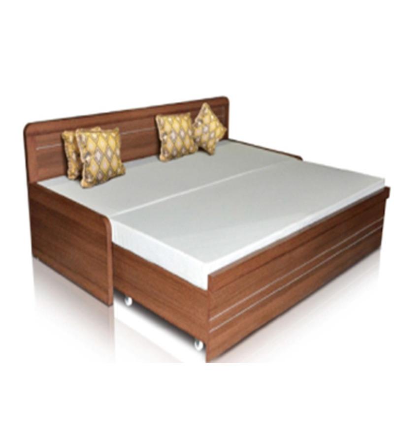 Nilkamal Metro Slider Bed By Nilkamal Online Solid Wood