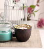 Ni Decor Multicolour Metal & Glass Tea Light Holder