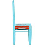Vanya Hand Painted Dining Chair by Mudramark