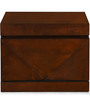 Nixon Bed Side Table in Cherry Colour by @home