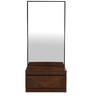 Nixon Dressing Table in Cherry Colour by @home