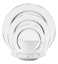 Noritake Galaxy Porcelain 13-piece Dinner Set