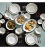 Noritake Signature Platinum Porcelain 45-piece Dinner Set