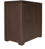 Novelty Compact Storage Cabinet in Pearl Brown colour by Cello