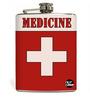 Nutcase 207 ML Medicine Storage Hip Flask