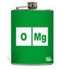 Nutcase 207 ML OMG Hip Flask