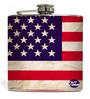 Nutcase 207 ML Retro US Flag Hip Flask