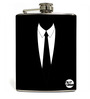 Nutcase 207 ML Suit Up ! Hip Flask