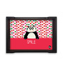 Nutcase Our Sweet Panda Multicolour Pinewood Serving Tray