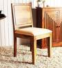 Oakville Dining Chair in Provincial Teak Finish by Woodsworth