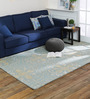 Obeetee Mineral Blue Wool 60 x 96 Inch Victoria Carpet