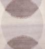 Obeetee Turtledove & Dune Wool 96 x 60 Inch Eclipse Carpet
