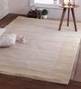 Obeetee Wheat Wool 96 x 60 Inch Henley Carpet