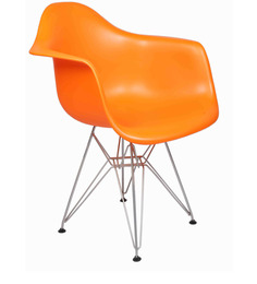Occational Chair in Orange Colour by Ventura