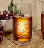 Ocean Iris 370 ML Highball Whisky Glasses  - Set of 6
