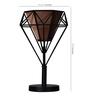 Oddcroft Black Metal Table Lamp