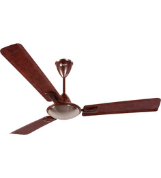 Orient Gratia Class Wood & Peuter 1200mm Deisgner Ceiling Fan
